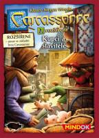 Carcassonne - rozšíření 2 - Kupci a stavitelé