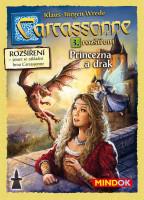 Carcassonne - rozšíření 3 - Princezna a drak