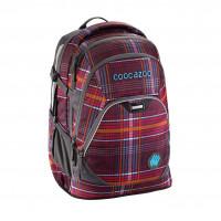 Školní batoh Coocazoo EvverClevver2, Walk The Line Purple