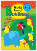 Hledej barvy! Bublinky