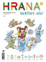 Časopis - HRANA skřítky a víly