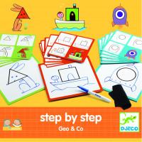 Malování krok za krokem - Tvary