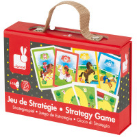 Cválající koně - strategická karetní hra