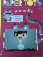 Paper Toys - Panenky