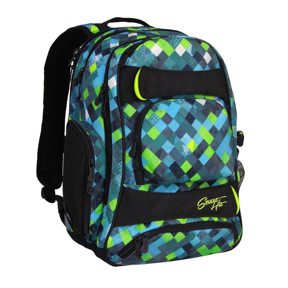 dd1913a0f96 Studentský batoh Topgal - HIT 869 E - Green