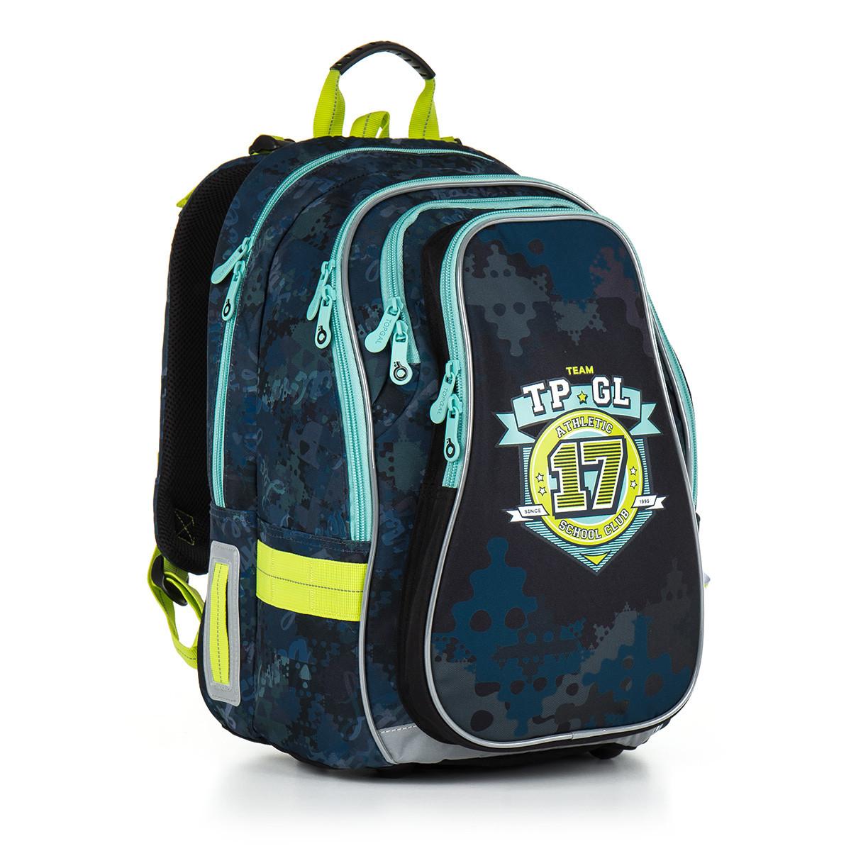 ae7c3cb3a9c Školní batoh Topgal - CHI 878 D - Blue