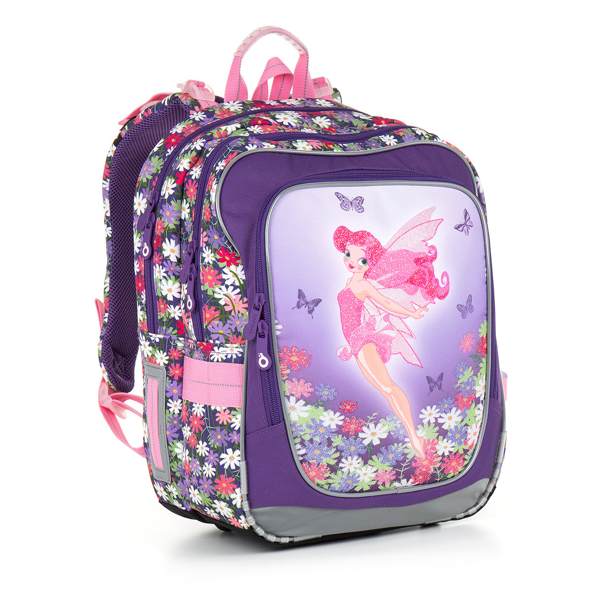 Školní batoh TOPGAL - CHI 879 I - Violet  17ebdde712