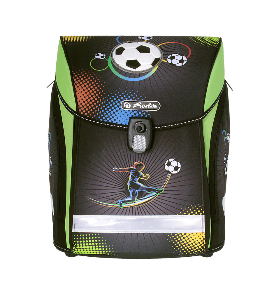 Herlitz Midi - Fotbal. Štíhlá a kompaktní školní aktovka ... 89f1873725