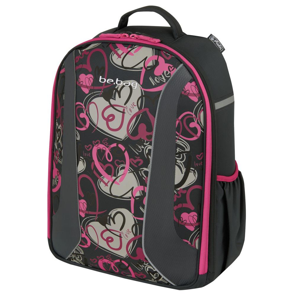 Školní batoh Herlitz Be.bag airgo - Srdce  1f3a2708ef