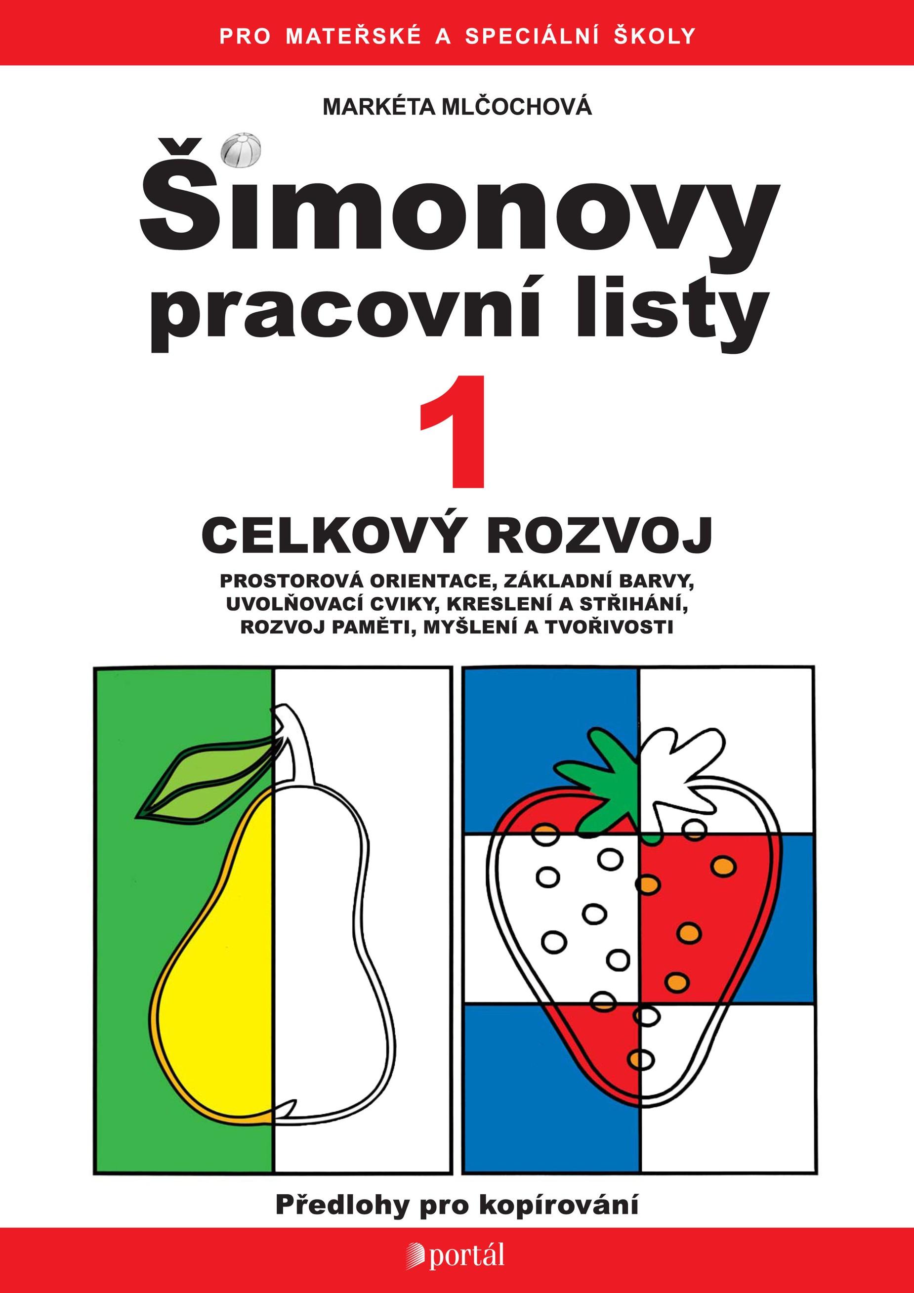 Simonovy Pracovni Listy 1 Celkovy Rozvoj Agatin Svet