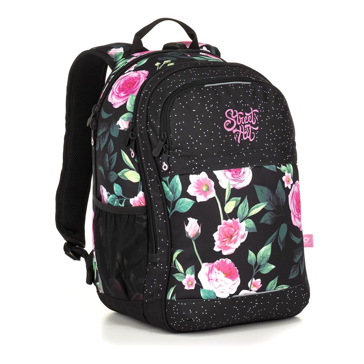837831af383 Studentský batoh Topgal - RUBI 18025 G