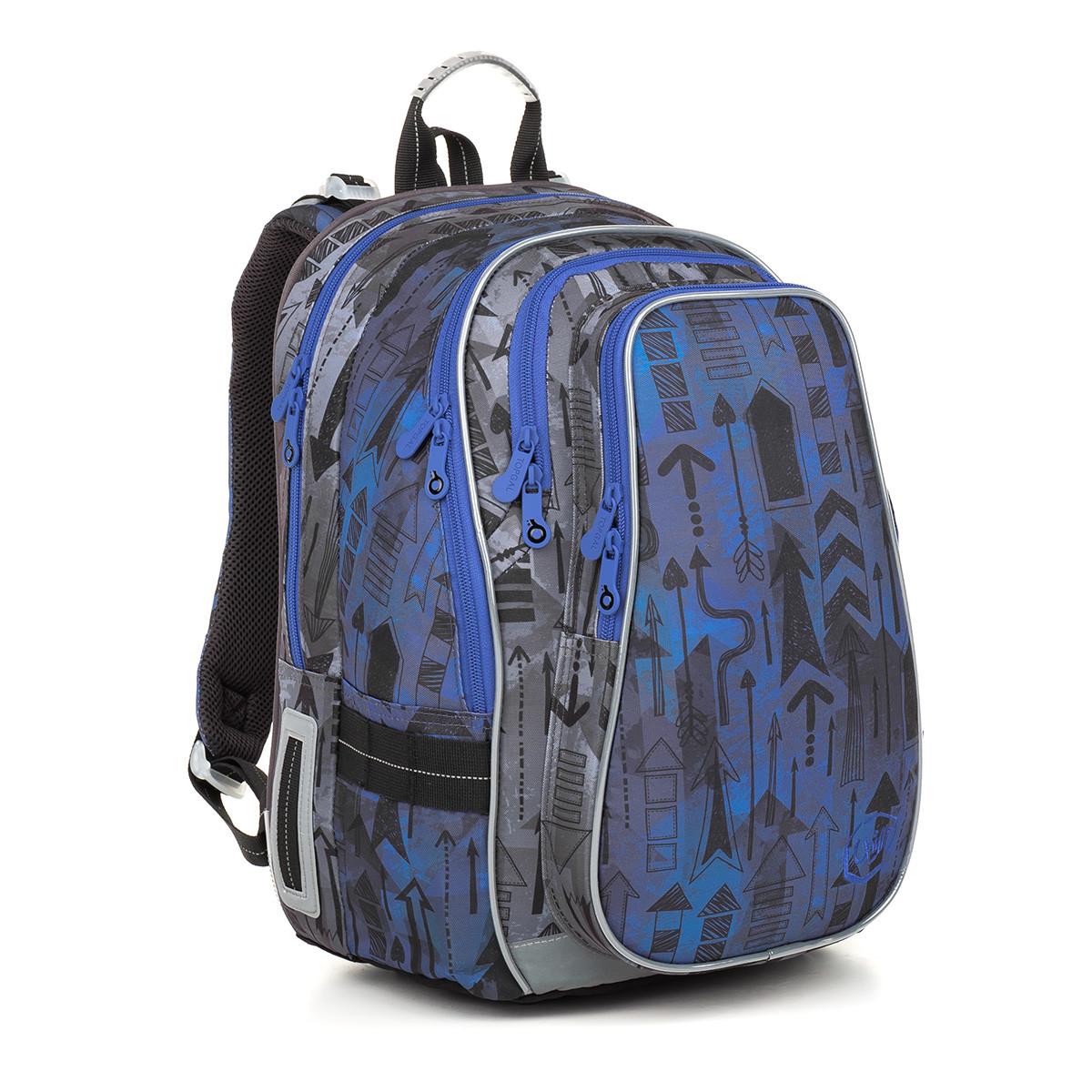 136d3929517 Školní batoh Topgal - LYNN 18005 B