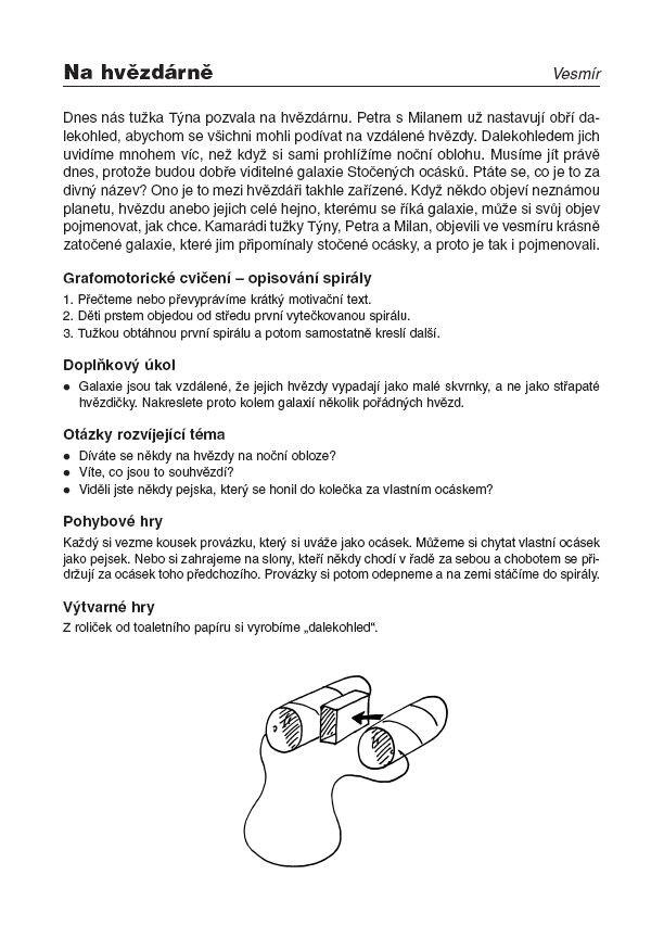 Simonovy Pracovni Listy 11 Grafomotoricka Cviceni Agatin Svet