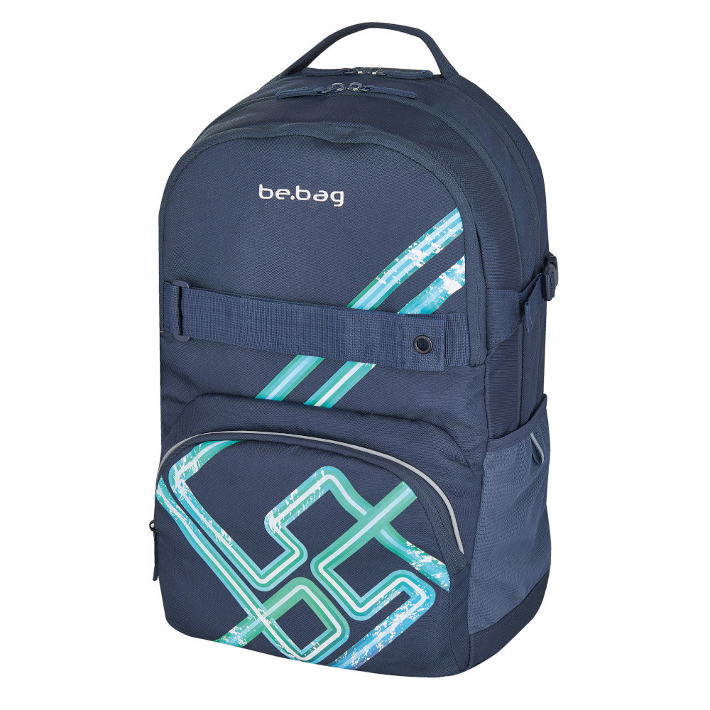 Školní batoh Herlitz Be.bag cube - SOS. Prostorný dvoukomorový batoh se  skvěle hodí pro 2. stupeň ZŠ a studenty středních škol. f0db50a18e
