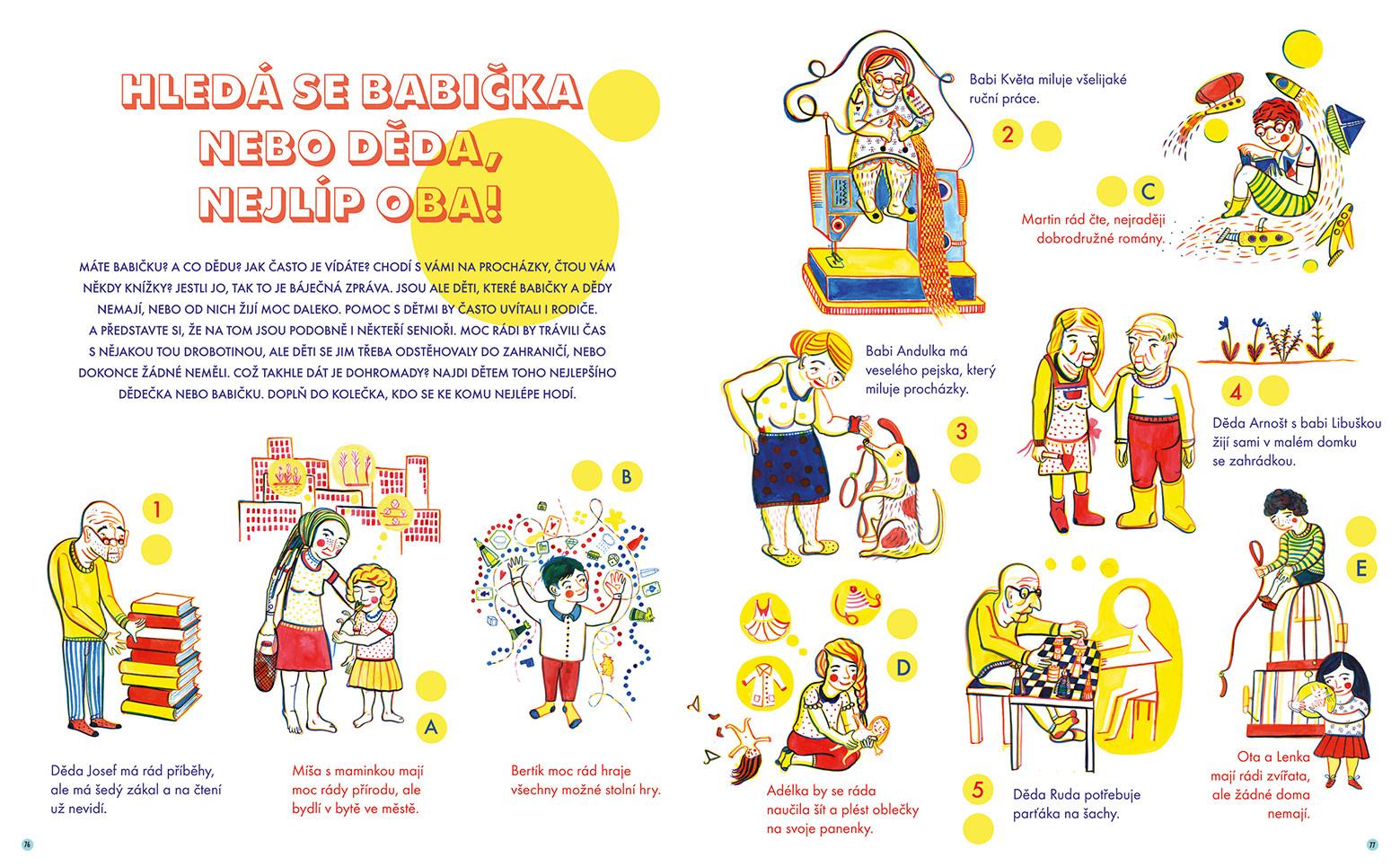 Raketa - Hravá kniha pro děti  3a444bd14d