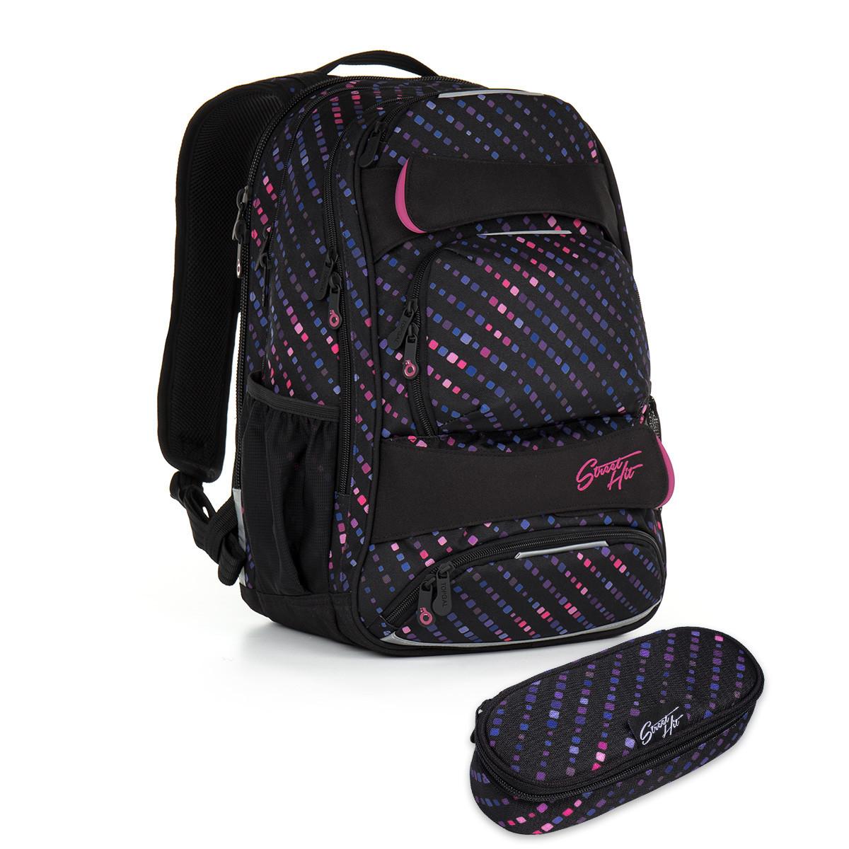 Studentský batoh a penál Topgal - HIT 884 A + HIT 898  e580605822