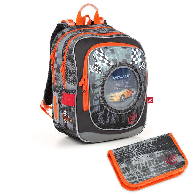 5c4e8264dc9 Školní batoh a penál Topgal ENDY 18018 B