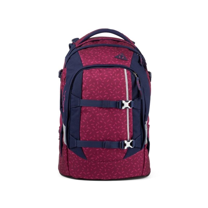 Studentský batoh Ergobag Satch - Blazing Purple  b39bf32985