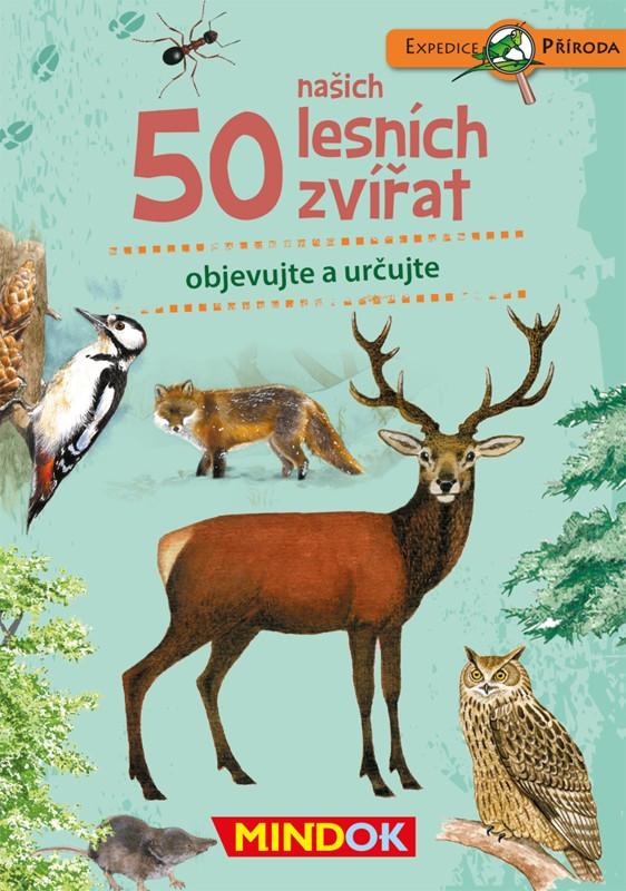 Expedice Priroda 50 Nasich Lesnich Zvirat Agatin Svet