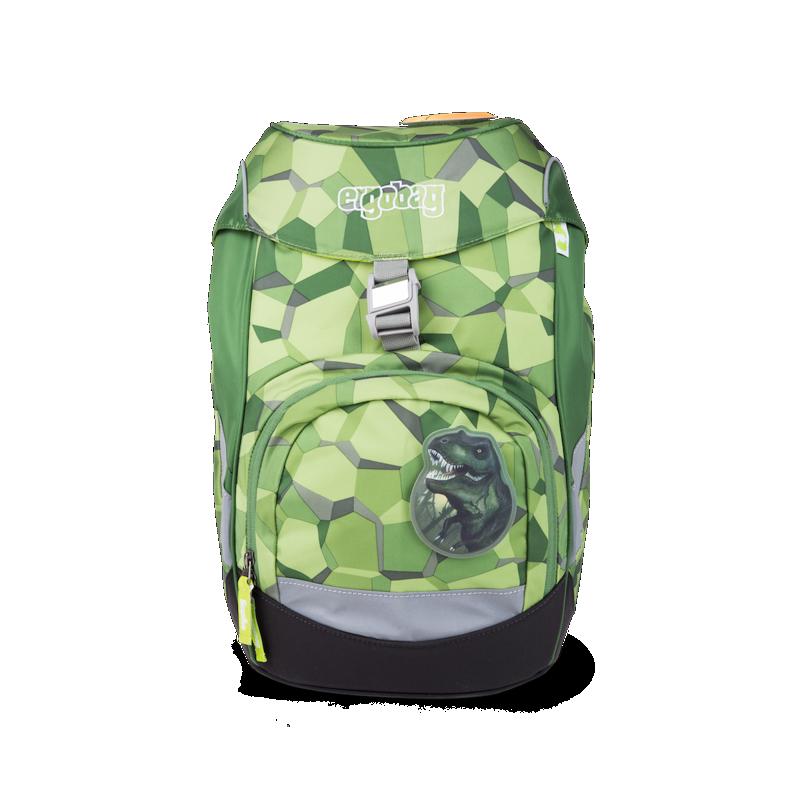 ... Školní set Ergobag prime zelený - batoh + penál + desky. Doprava zdarma e84fdf4b99