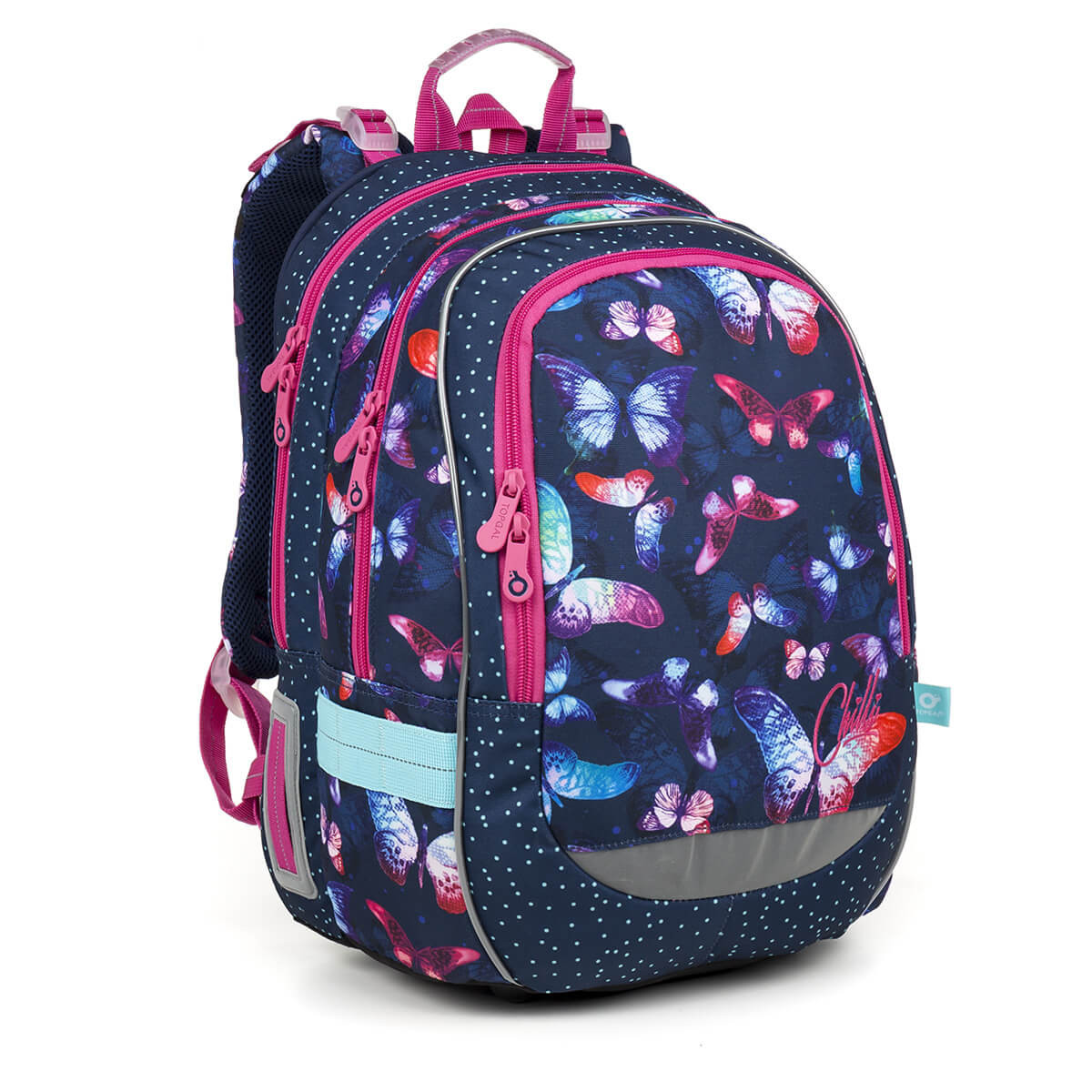 Školní batoh Topgal - CODA 18045 G. Dvoukomorový ... 7b3538ecee