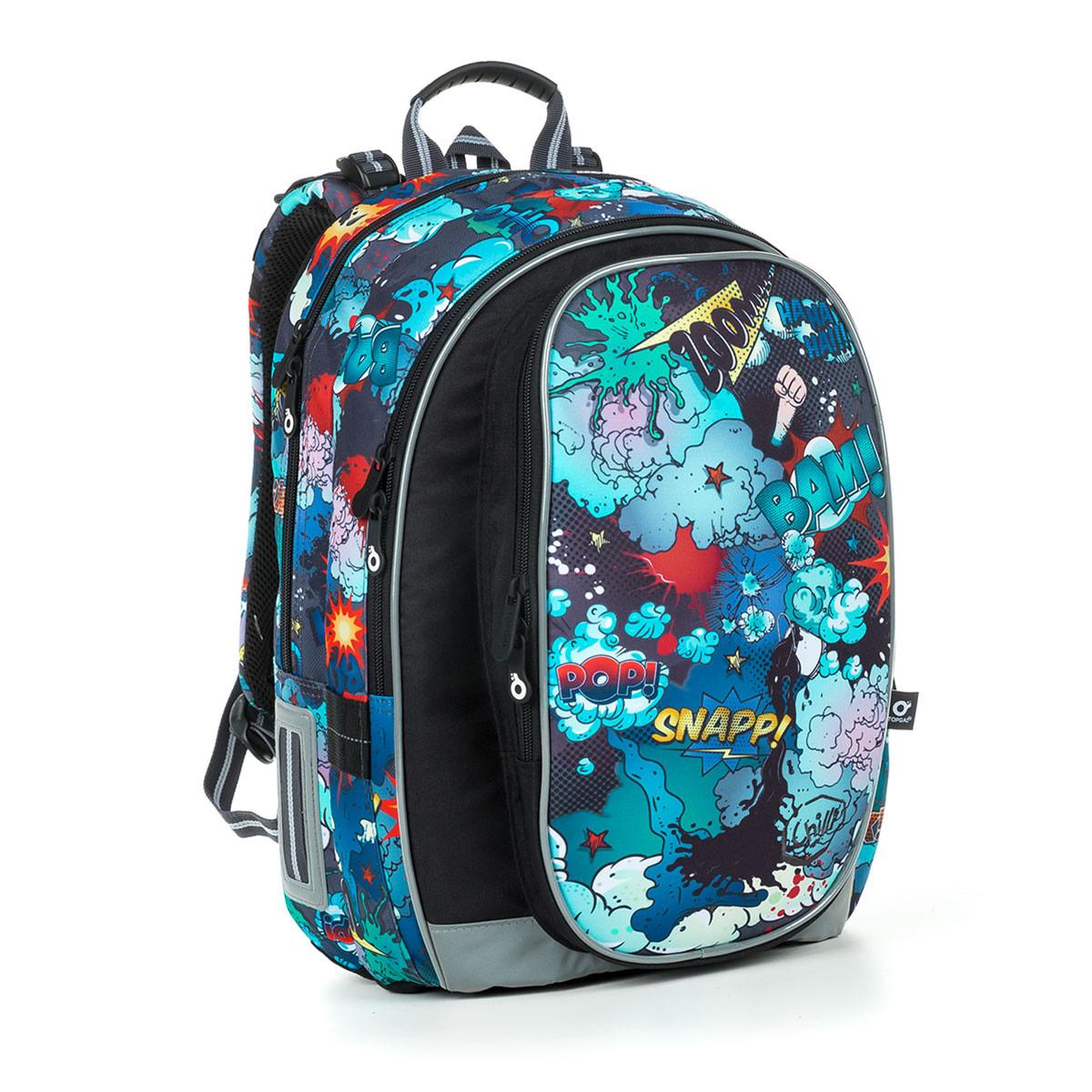 Školní batoh Topgal MIRA 19019 B  d78f61ba8b