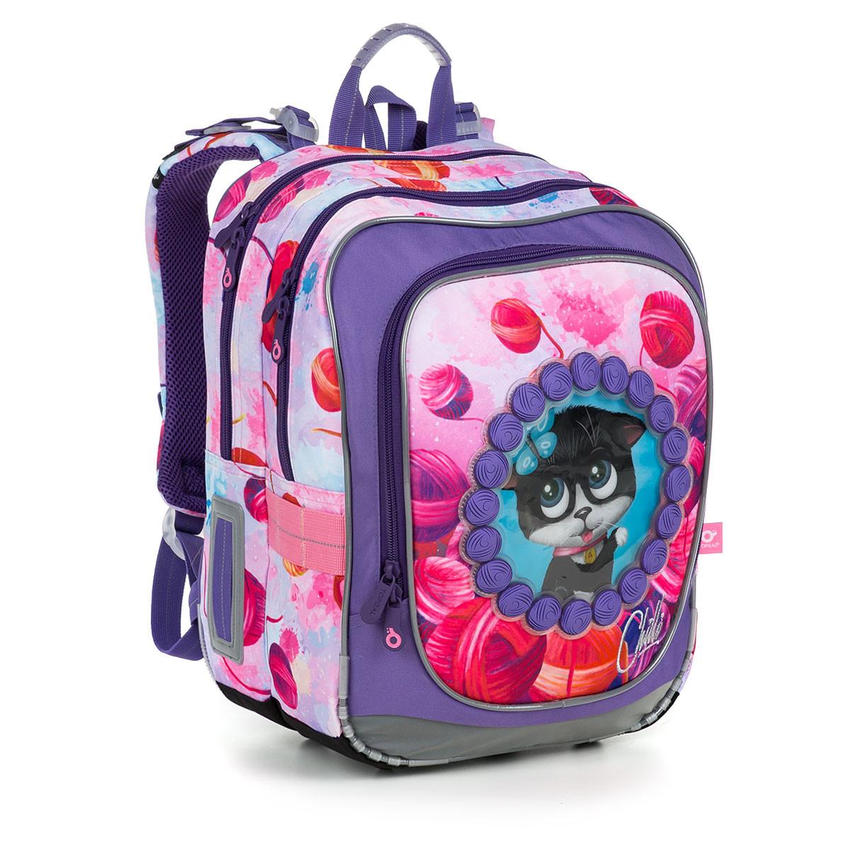 70a1225f774 Školní batoh a penál Topgal ENDY 19005 G