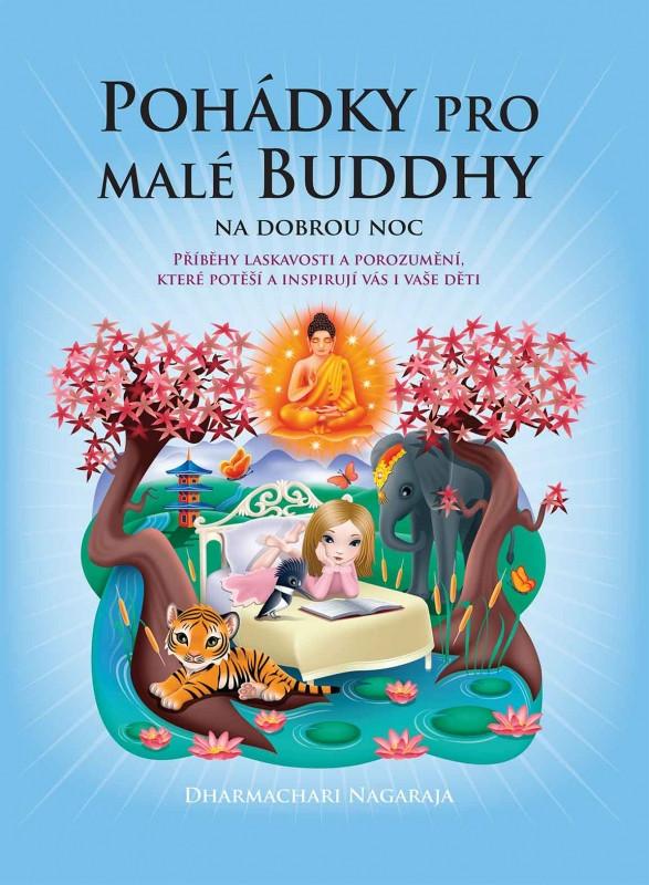 Pohádky pro malé Buddhy na dobrou noc  b28a193d85