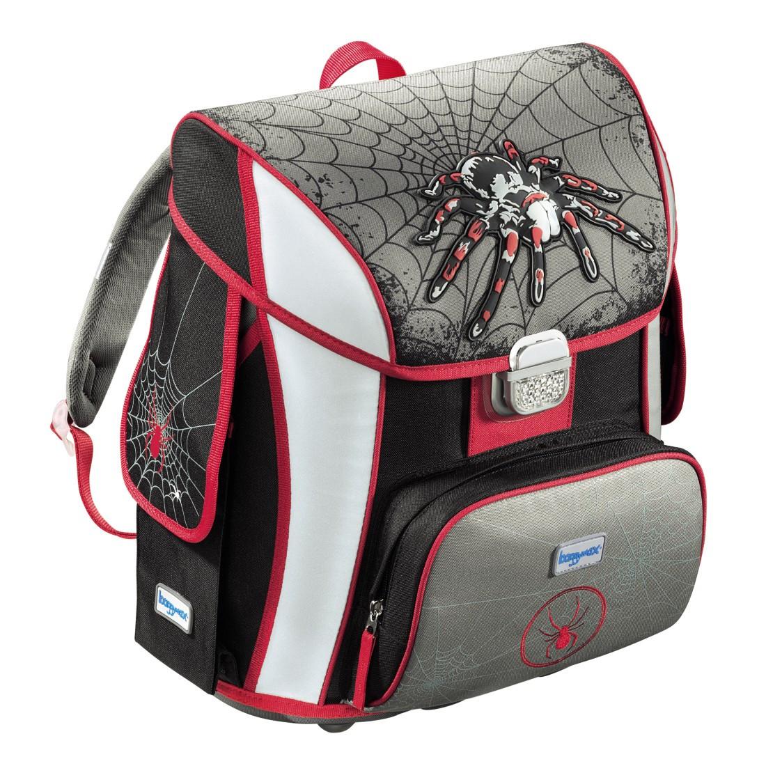 14c8463c332 Školní aktovka Baggymax SIMY Pavouk