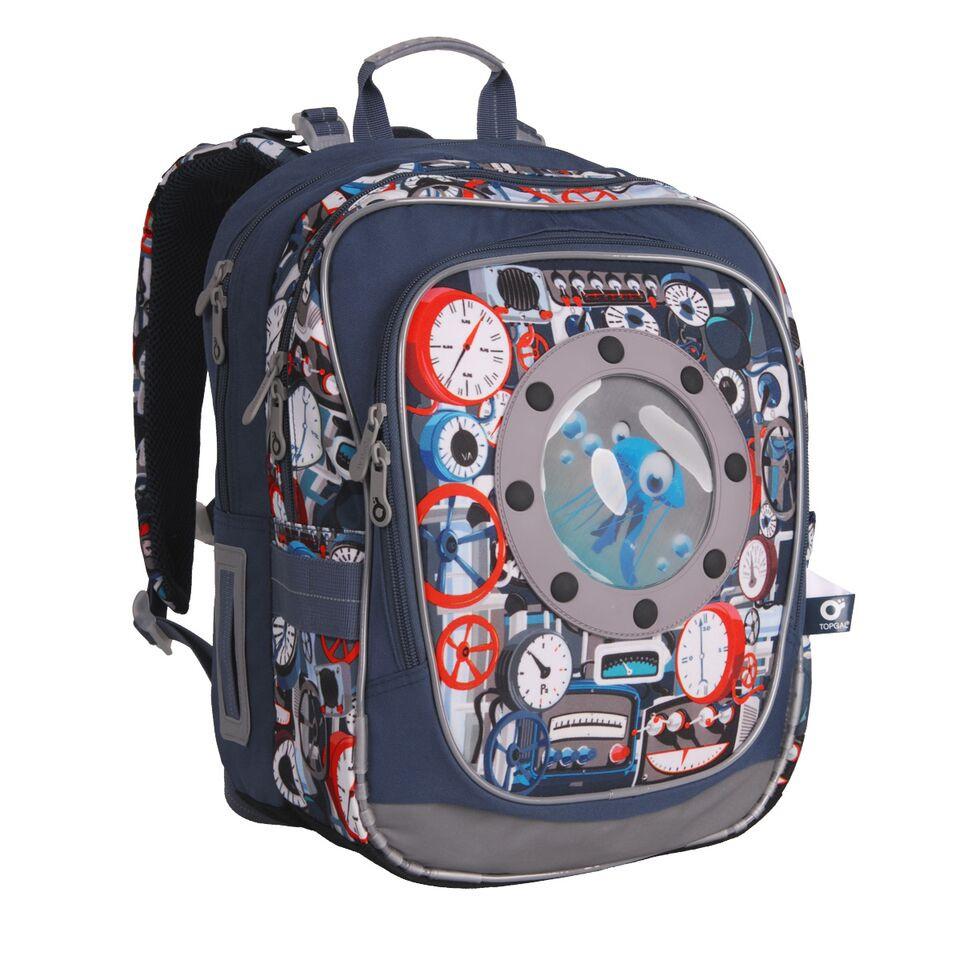 Školní batoh Topgal - CHI 791 Q Tyrquise  0a02892529