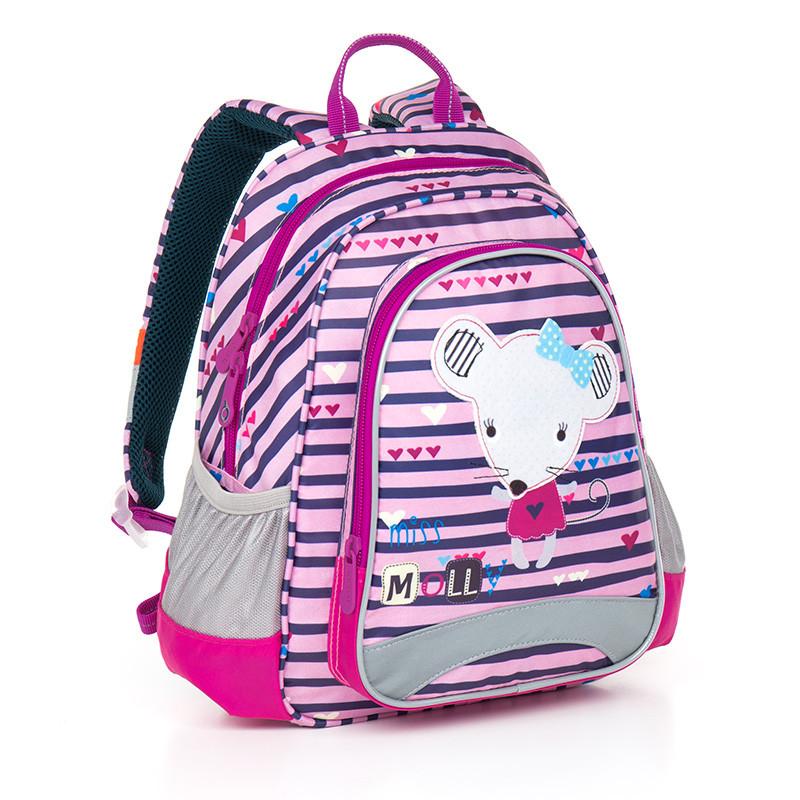 Dětský batoh Topgal - CHI 838 H Pink  fbff1ed0e9
