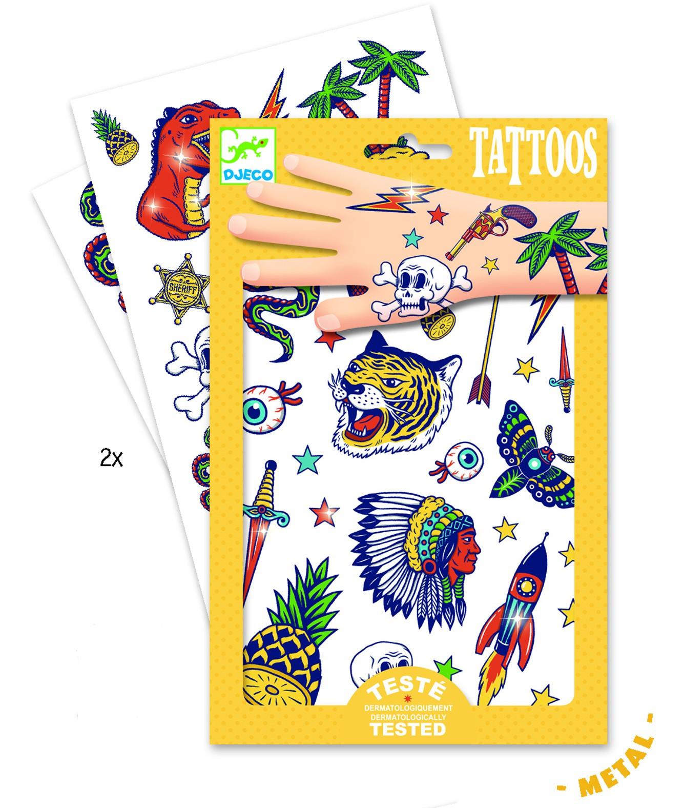 ce88fa589ec Tetování - bang bang