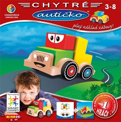 Chytré autíčko - Smart games