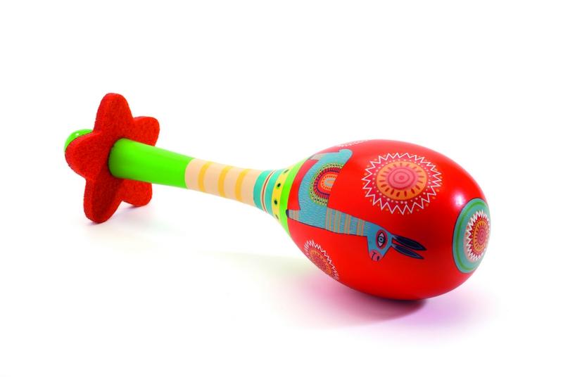 Hudební hračky pro děti Djeco