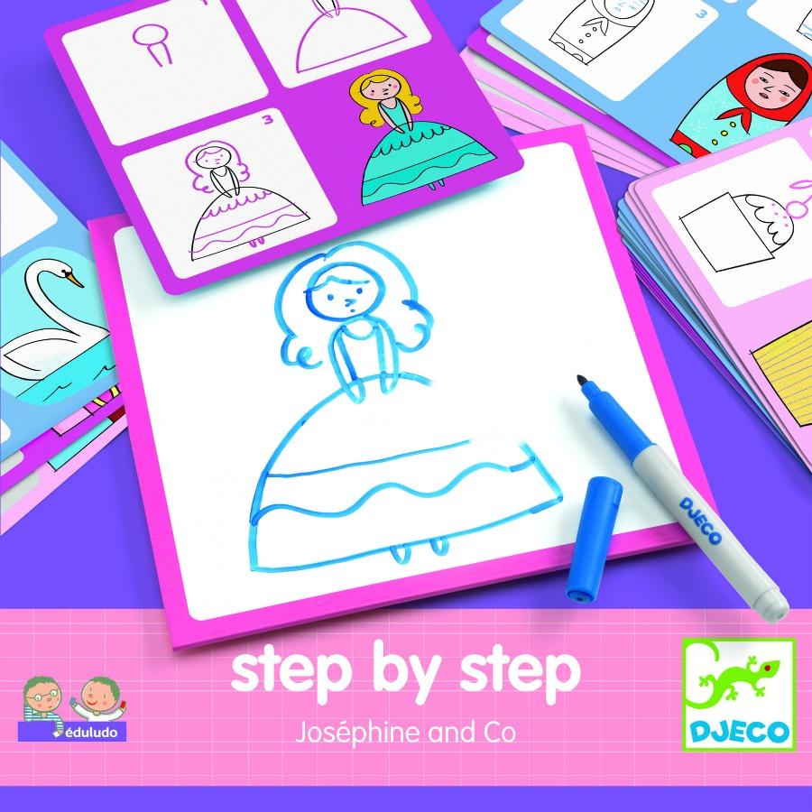 Kreslení krok za krokem