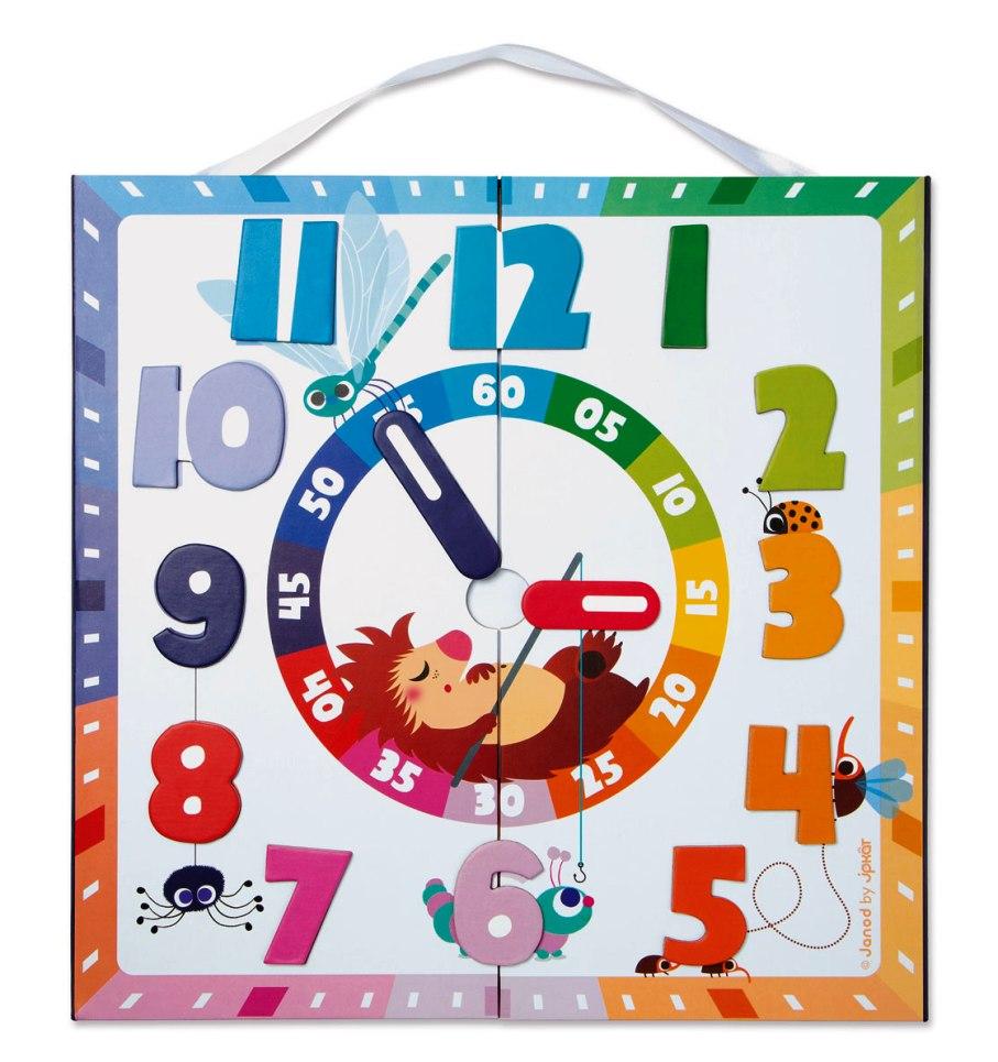 aktivní magnetická tabule pro předškoláky janod
