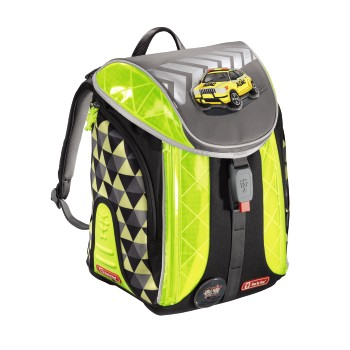 Bezpečný školní batoh HAMA Flexline ADAC