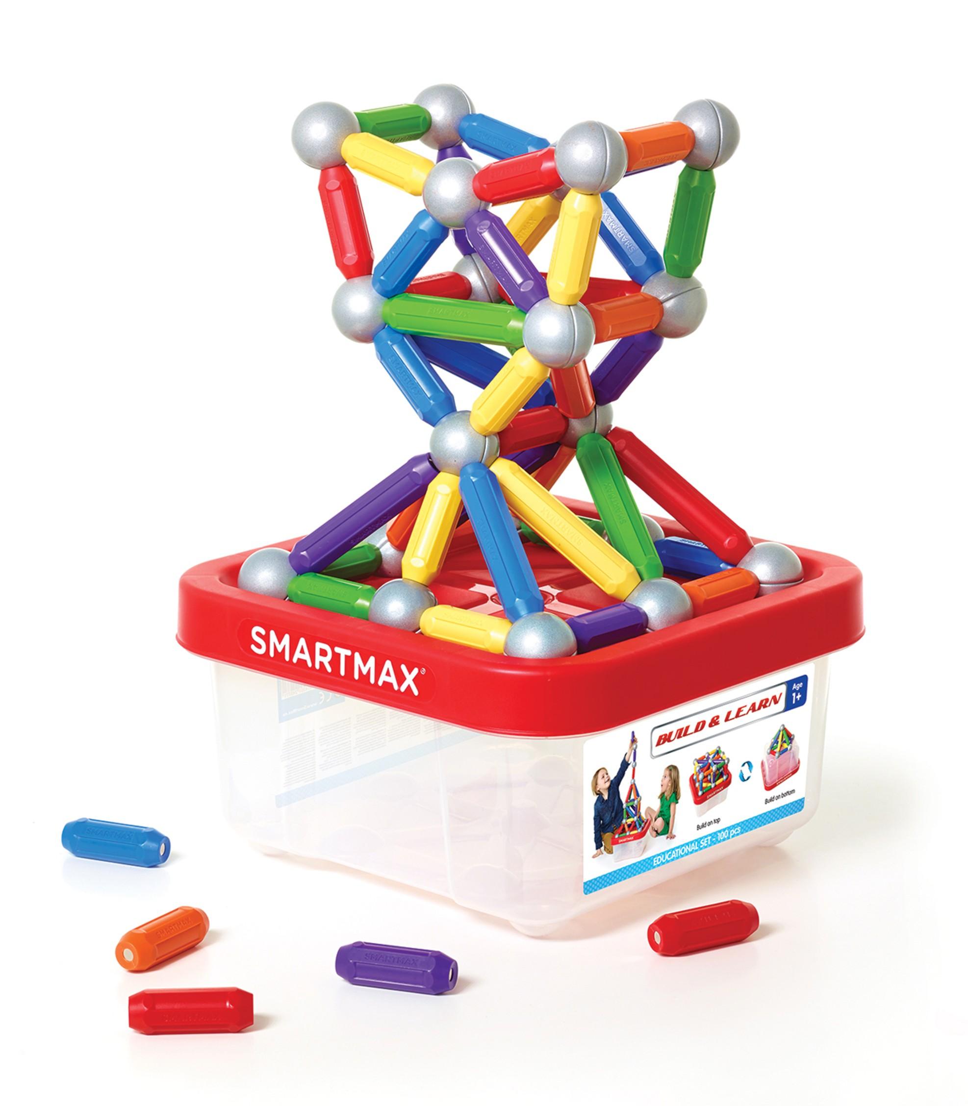 magnetická stavebnice pro děti od 2 let SmartMax