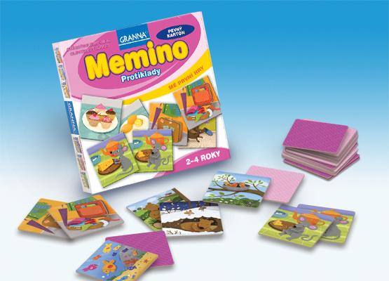 Memino - hra pro děti