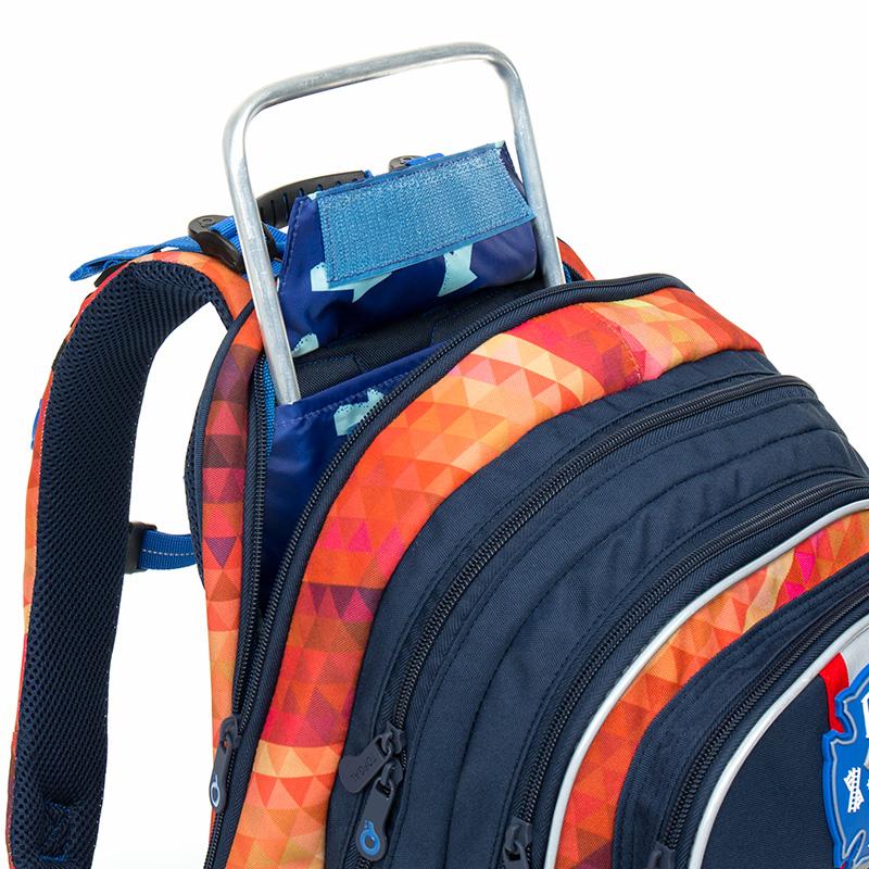 zdravý školní batoh
