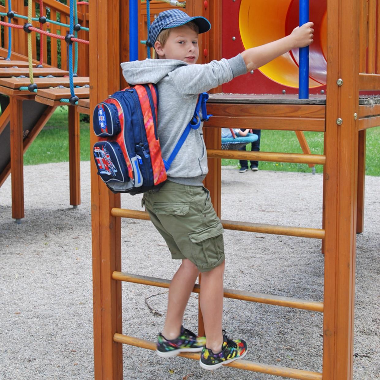 školní batoh pro kluka topgal