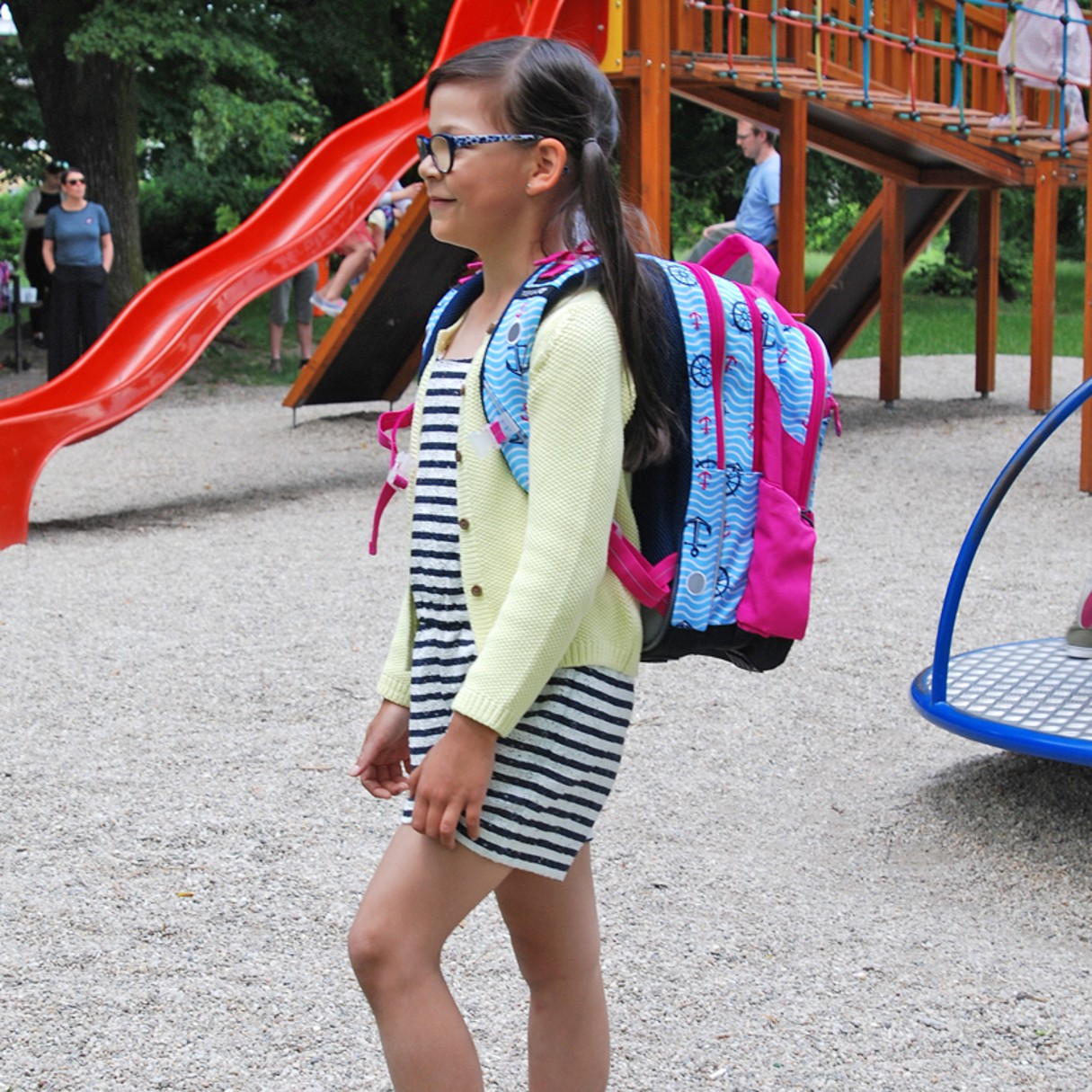 školní batoh pro prvňáky