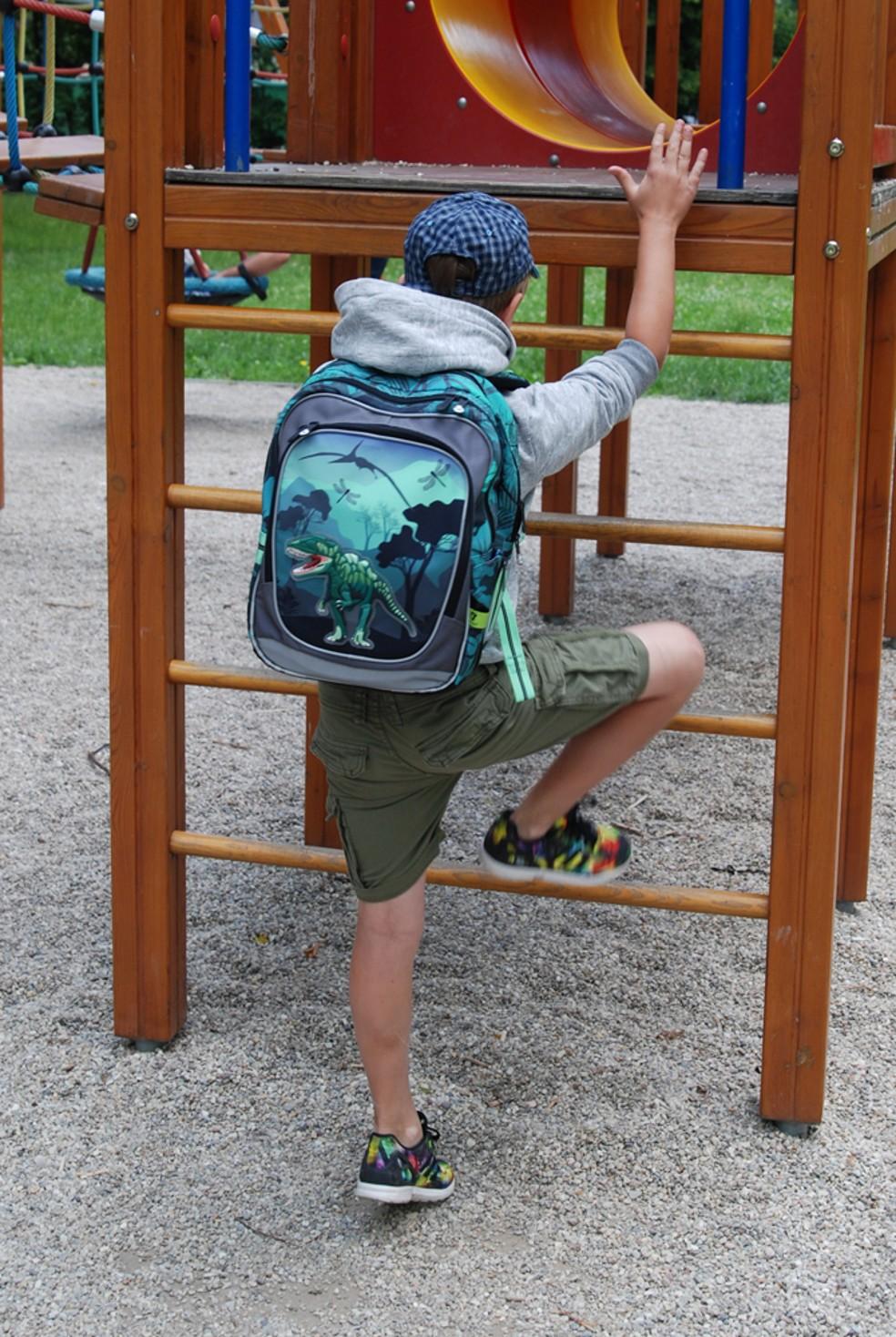 školní batoh pro kluky 1. třída topgal