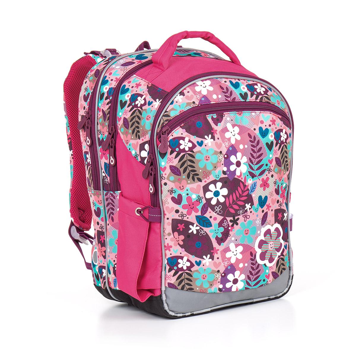 školní batoh pro prvňačku