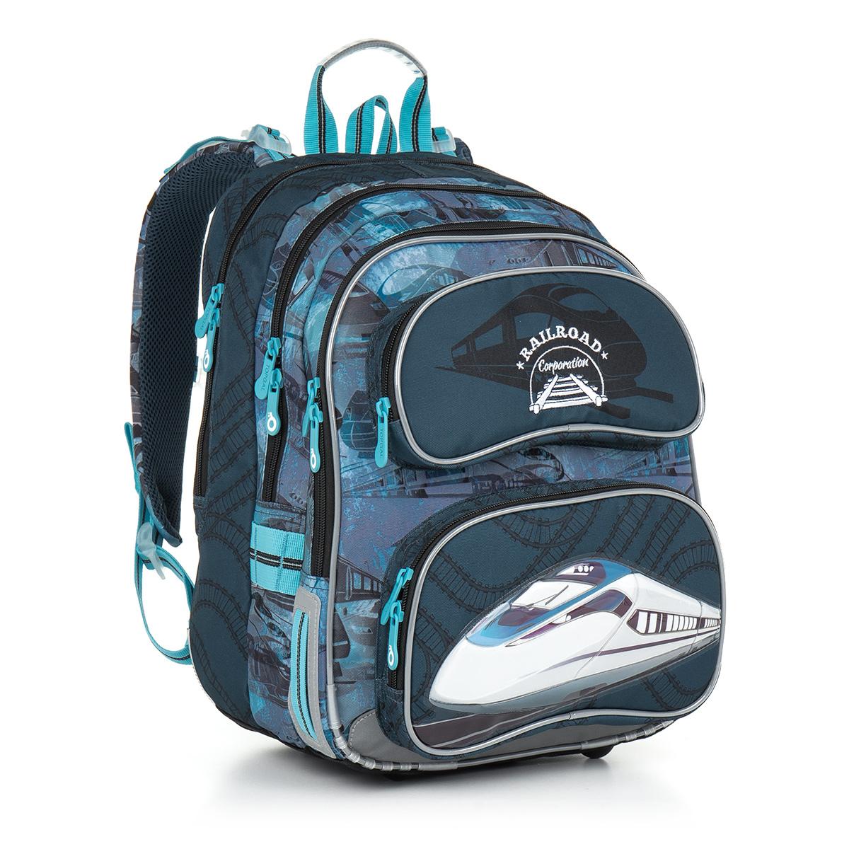 školní batoh pro kluka