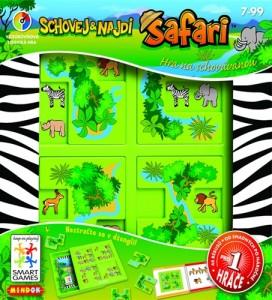 Safari: Schovej a najdi