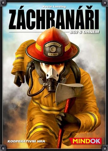 Záchranáři - Boj s ohněm