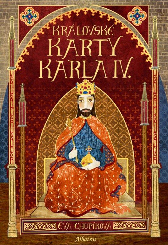 hrací karty Karel IV.