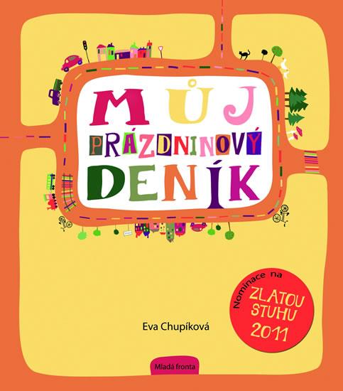 prázdninový deník pro děti