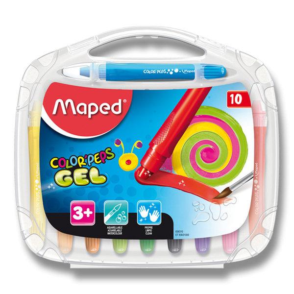 gelové pastely pro děti